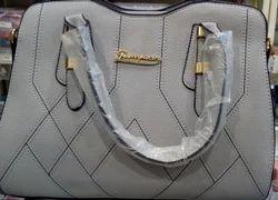 Synthetic Party Wear Ladies Handbag