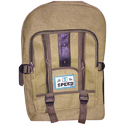 Bw Muddy Kids Waterproof Canvas Backpack, Size/dimension: 13x17 Inches