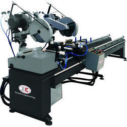 Double Head UPVC Cutting Machine