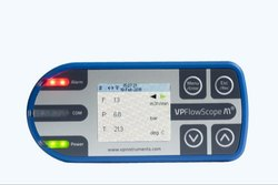Digital Flow Meter For Compressed Air Inline