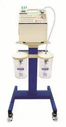 The High Vacuum - Medium Capacity Suction Unit - SU607