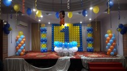 Birthday Parties Balloon Decoration Services