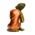 Thinking Brass Lord Buddha Showpiece