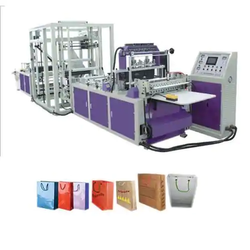 Sky Paper Bag Making Machine