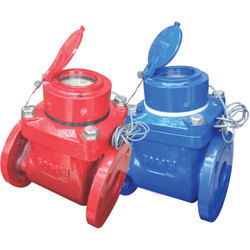 50 MM Pulse Output Water Meter