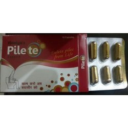 Pilete Capsules, Packaging Size: 20 X 10, Packaging Type: Strips