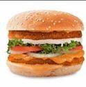 Veg Hitler Burger Double Alloo Tikki