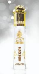 Concentrated Perfume Oil Black Oudh Attar, For Personal
