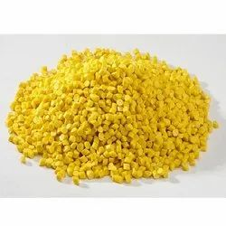 Polypropylene Yellow PP Granules, For Plastic Industry
