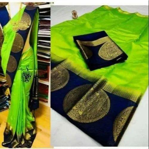 Wedding Wear Printed Designer Pure Silk Sarees