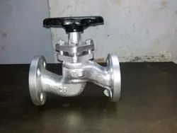 Silver Seat Less Piston Globe Valves, for Industrial