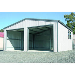 MS Terrace Roofing Shed