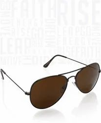 6da8006a070 Imported Brown Colour Sunglasses With a Black Metallic Frame For Mens And  Womens. Best Sunglasses