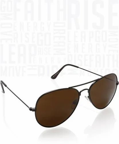 8c293b3d06d Imported Brown Colour Sunglasses With a Black Metallic Frame For Mens And  Womens. Best Sunglasses