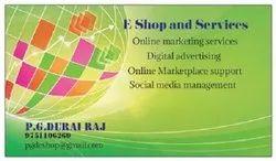 Digital Marketing : PGD E Shop & Services