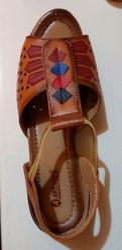 Flats & Sandals Canvas Fashion Footwear, Size: 8