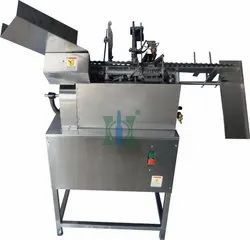 Automatic Single Nozzle Ampoule Filling Machine