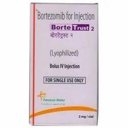Bortezomib For Injection, Treatment: Bolus IV Injection