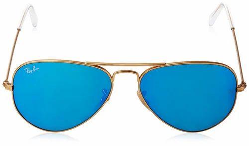 f10dddc0e0e8 Rayban Mirrored lens Ray-Ban Aviator Men' s Sunglasses 0RB3025 55  Millimeters, Size