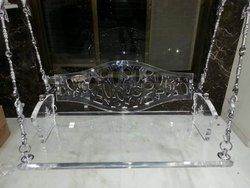 Fancy Acrylic Transparent Swing