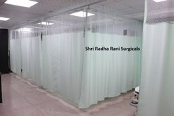 Cubical Curtain Track System