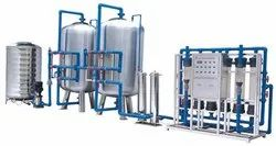 500 LPH Industrial Reverse Osmosis System