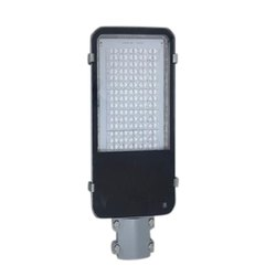 LED Street Light Tempered Glass