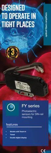 Optical Fibers Amplifier & Optical Fibers Sensors