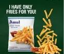 Amul French Fries 2.5 Kg