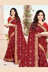 Bandhani Saree Manufacturer