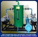 Close Loop Water Re-Circulation System