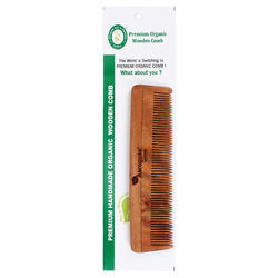 Premium Original Herbal Neem Pocket Comb