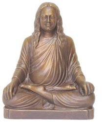 Yoganand Swami Of Kriya Yoga Marble Statue
