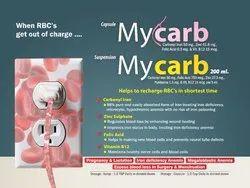 Carbonyl Iron 50 mg,Zinc 27.5 mg,Folic Acid 750 mg,Vit C 40 mg,Vit B12-2.5 mcg,Pyridoxine 1.5 mg