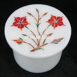 Inlay Marble Decorative Box