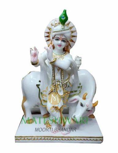 Marble Gopal Idol