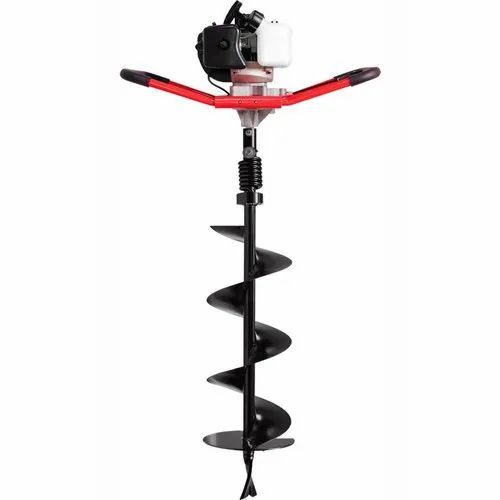 43x6 Inch Earth Auger
