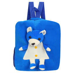 Blue Teddy Kids Bag