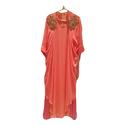 Peach Girls Party Wear Gown