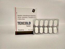 Paracetamol Dextromethorphan Cetirizine Tablets