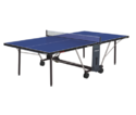 Table Tennis Table Stiga Athlete Roller