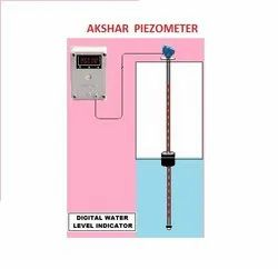 Digital Water Level Recorder For Piezometer
