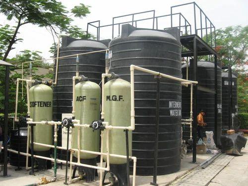 Zero Waste Water Plants Etp To Ro Zero Discharge Plant