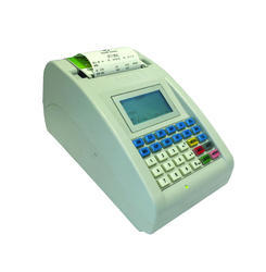 Small Cash Register Billing Machine