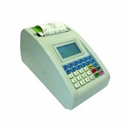 Small Cash Register Billing Machine