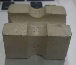 Floor Concrete Cover Block, Size: 50mm*40mm*25mm