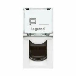 Legrand Arteor Cat-6 RJ-45 Internet Socket