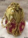 Beautiful Designer Kundan Work Potli