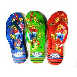 Rubber Casual Ladies Footwear, Size: 4 - 7 Uk