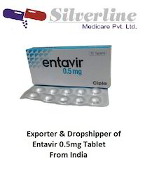 Entavir 0.5mg Tablet